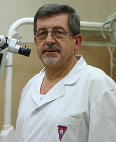 Dr n. med Zbigniew Leszcz